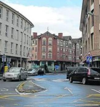 Sopela proyecta crear una amplia zona peatonal en el centro de la localidad