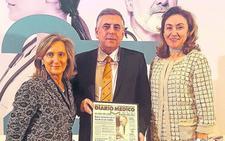 El científico jarrero Oteo se convierte en Embajador de la Medicina de España