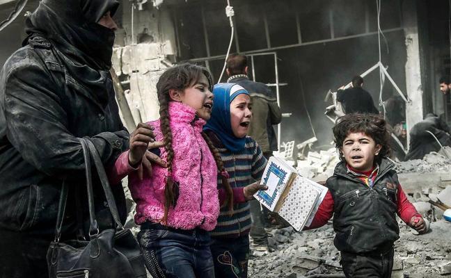 200 muertos en tres días: la mayor masacre de civiles en Siria
