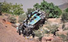 Al menos 44 muertos tras la caída de autobús a un abismo en Perú