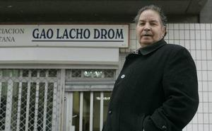 La Audiencia de Álava paraliza el desahucio de Bartolomé Jiménez, presidente de Gao Lacho Drom