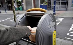 La recogida de basura desciende otro año más en Portugalete tras el aumento del reciclaje en un 3%