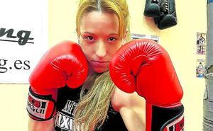 Maitane Rodríguez: «Me enganché al boxeo por 'Million Dollar Baby'»