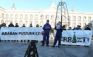 El Ente Vasco de la Energía garantiza que no habrá 'fracking' en el pozo de gas Armentia-2, pese a la sentencia del Constitucional