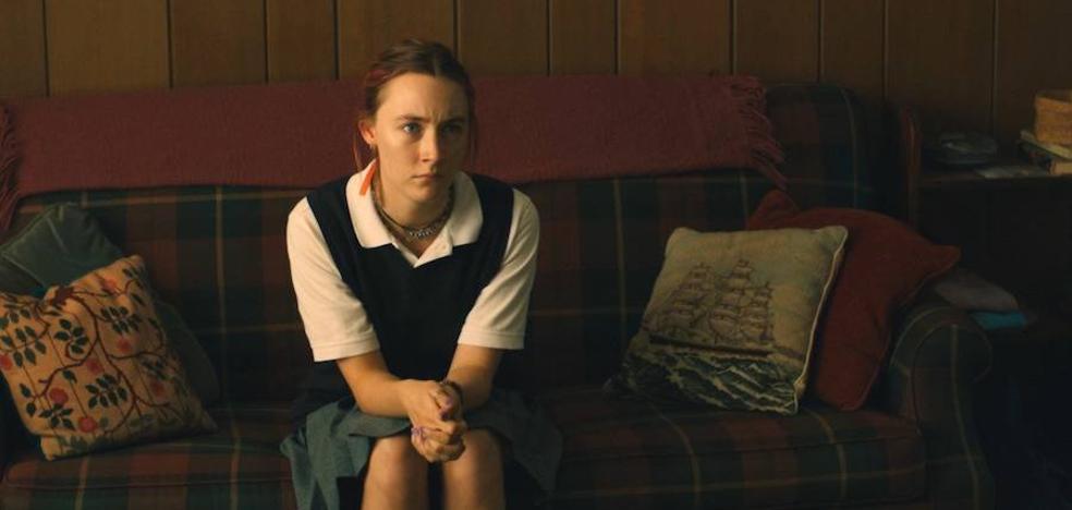 'Lady Bird', retrato emocional de una adolescente