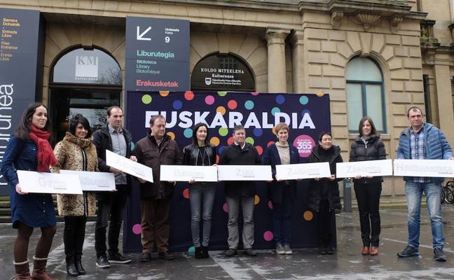 Euskaraldia: 11 egun euskaraz ekimenean parte hartzeko herrien izen-emateko epea zabalik dago