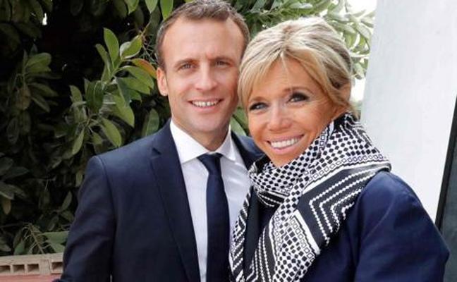 La tortuosa historia de amor de los Macron
