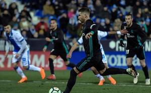 Ramos: «Cuando no está Bale yo tiro los penaltis»