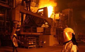La siderurgia vasca, en riesgo por las políticas proteccionistas de Trump