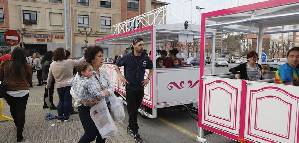 Comercios de Galdako y Arrigorriaga celebran en marzo la feria de gangas