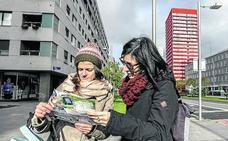 Los nuevos barrios de Vitoria piden el 'bus exprés'