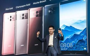 Los móviles chinos colonizan el mercado español