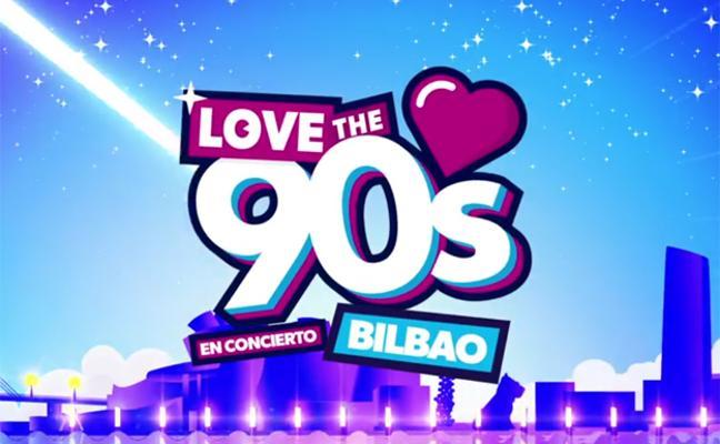 Bilbao volverá a vibrar con la fiesta musical de los 90