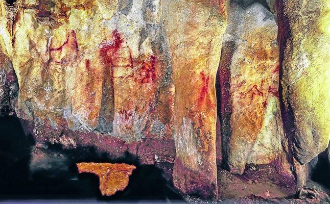¿Fue el primer arte obra de neandertales?