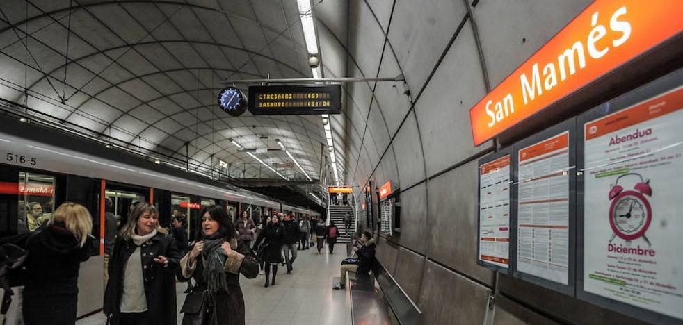 Metro bilbao sa el correo for Horario oficina correos bilbao