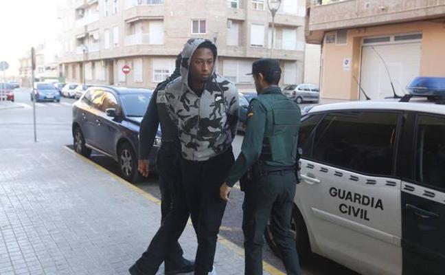 Rubén Semedo, a la cárcel acusado de un delito de homidicio en grado de tentativa