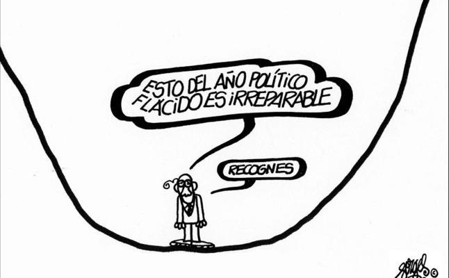 Las redes lloran a 'Forges' con sus viñetas más célebres