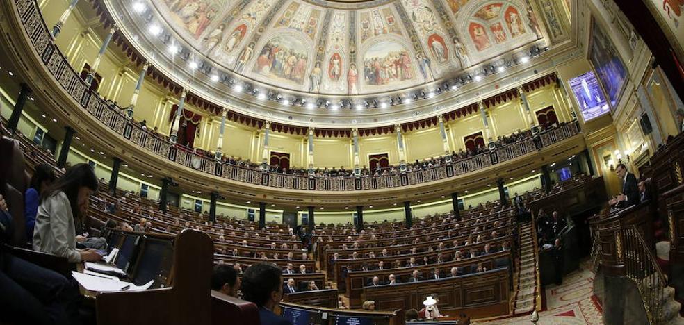 El Congreso apoya dejar de llamarse 'de los diputados' para evitar un lenguaje sexista