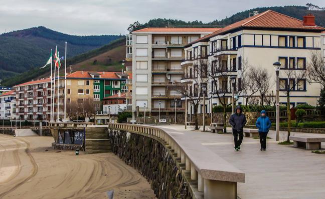 Bakio se pone en marcha para ser un municipio amable con el peatón