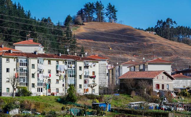 Ondarroa iniciará en primavera las obras de consolidación definitiva de Kamiñalde