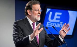 Rajoy insta a los partidos a no hacer política con las pensiones