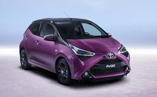 Toyota Aygo, utilitario X