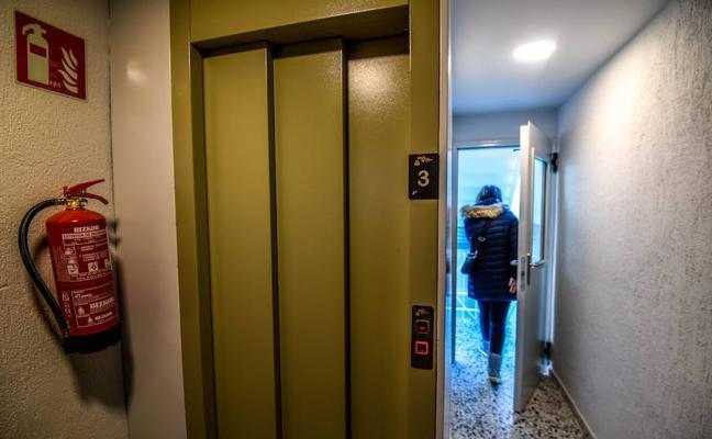 Un 27% de los edificios de Bilbao tiene problemas de accesibilidad