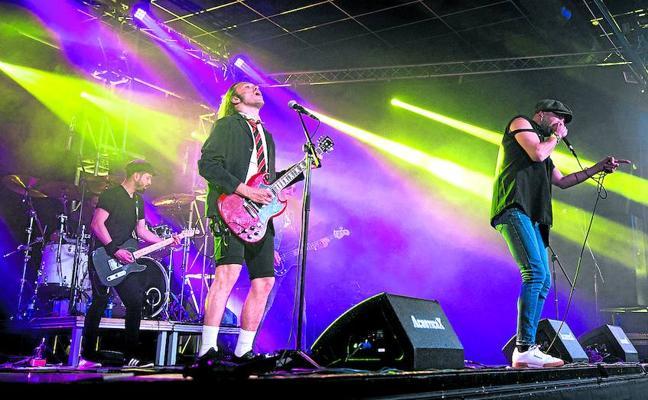 El desembarco de las bandas tributo llega hoy a Vitoria