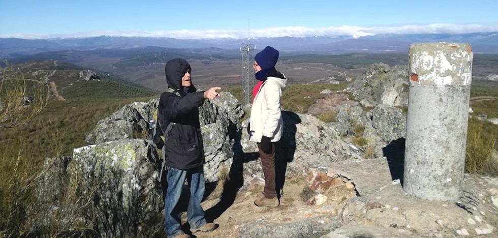 Rutas de montaña: Peña Mira (1.248 m.)