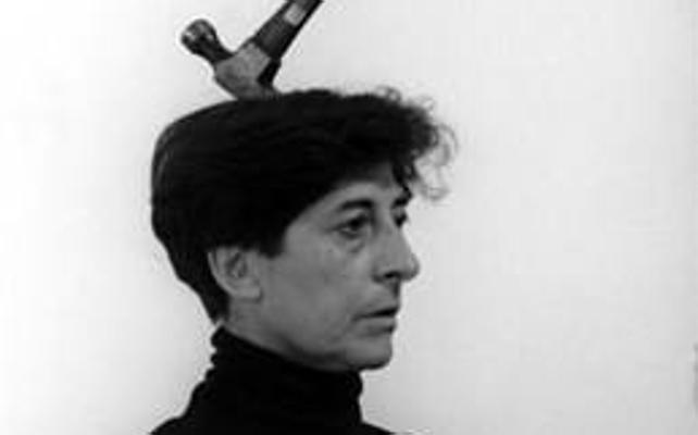 Esther Ferrer donostiarraren erakusketa, Guggenheimean