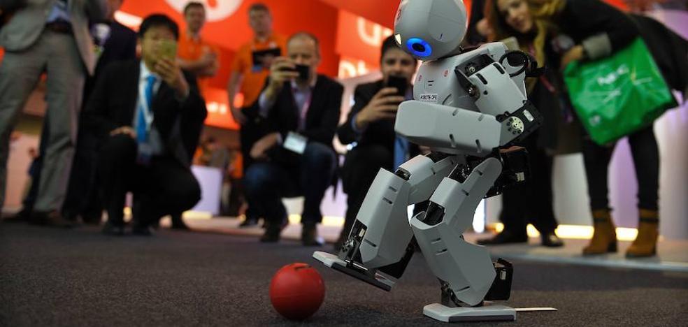 Un Mobile World Congress de pocos móviles y mucha Inteligencia Artificial