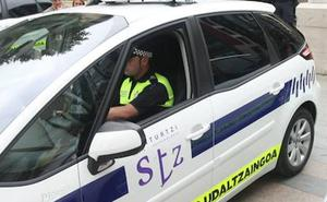 544 euros al mes para los policías en prácticas de Santurtzi