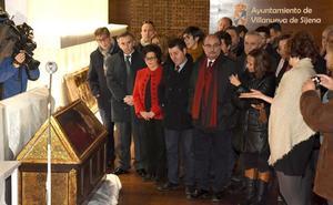 El Monasterio de Sijena expone desde hoy los 95 bienes recuperados de Cataluña