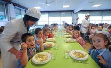 Los colegios multiplican sus menús: para alérgicos, vegetarianos, musulmanes...
