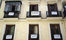 El Constitucional avala expropiar a los bancos pisos que estén sin habitar más de dos años