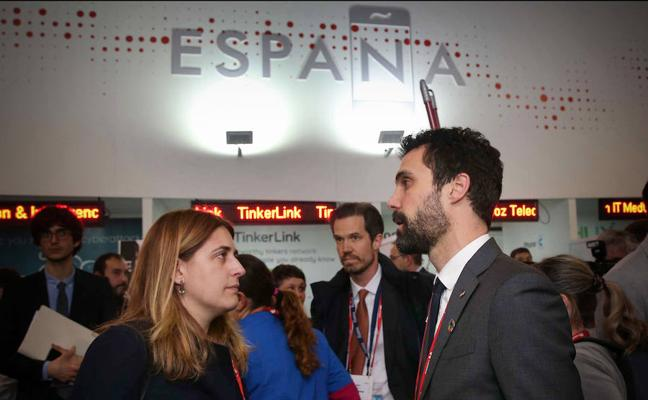El Parlament legitimará mañana a Puigdemont para allanar su renuncia