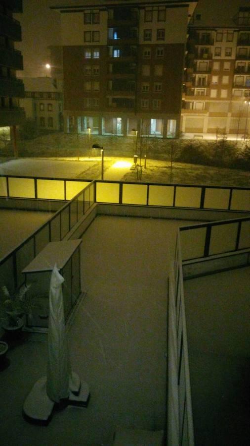 Tus fotos de la nevada en Bizkaia (Costa)