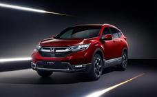 Honda CR-V, estreno en Ginebra