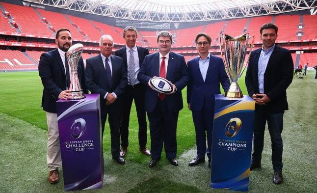 14.000 ingleses y franceses tienen ya entradas para la Champions de rugby en Bilbao
