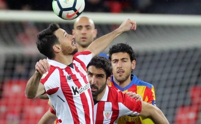 Athletic y Valencia firman un empate insuficiente para ambos