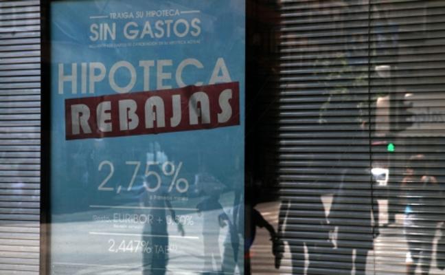 La banca se libra de pagar el impuesto sobre las hipotecas de las viviendas