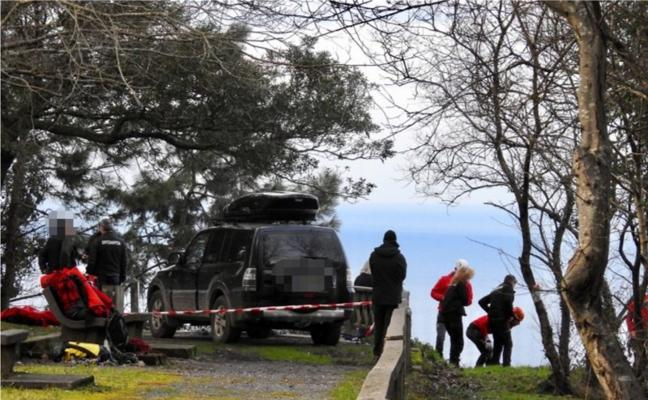 Investigan si el narcotráfico está detrás de la muerte del hombre hallado con una puñalada en Bakio