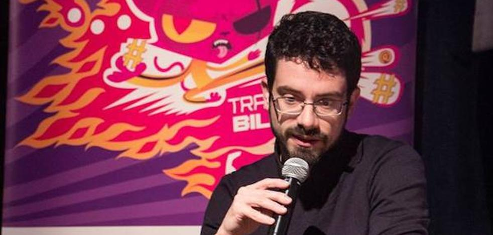 Carlo Padial: «La gestión de lo cotidiano me asfixia profundamente»
