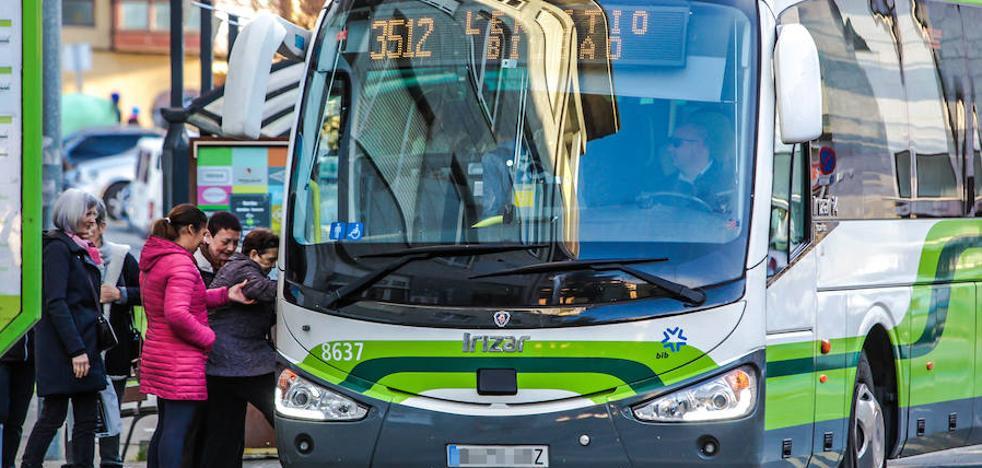 Markina frena el plan foral para habilitar un apeadero en la variante para el Bizkaibus