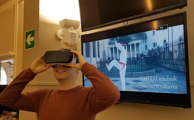 De turismo virtual por Gernika