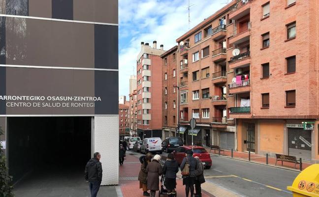 Barakaldo iniciará el miércoles la instalación de 4 tramos de rampas mecánicas en Rontegi