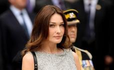 Carla Bruni, la exprimera dama francesa, cantará en Vitoria