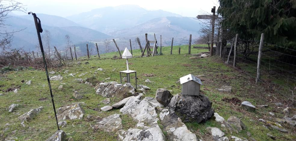 Rutas de montaña: Mirugain (698 m.)