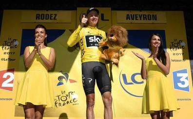 El Tour se plantea eliminar a las azafatas del podio