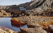 Mercedes Clase G, el SUV de los jeques árabes